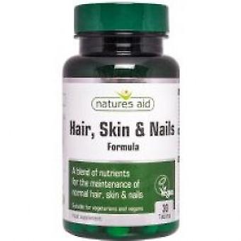 Natures Aid - Hair,Skin And Nail 30VTabs