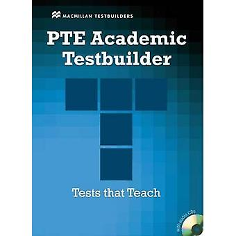 PTE Testbuilder Students Book Pack British English by Steve TayloreKnowles