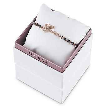 Guess dames armband roestvrij staal met Rosé gouden UBS21505-S