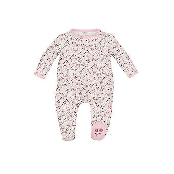 Magnificent Baby Magnetic Me™ Bedford Floral Baby Girl Footie