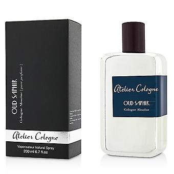 Atelier Cologne Oud Saphir Cologne Absolue Spray 200ml/6.7oz