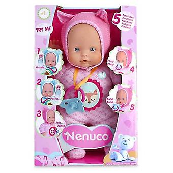 Nenuco Soft Doll With 5 Functions (Toys , Dolls And Accesories , Baby Dolls , Dolls)
