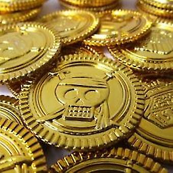 Gold Coins - Pirate Treasure! set of 30 coins
