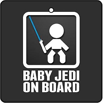 Baby Jedi On Board Car Air Freshener
