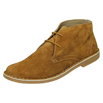 Mens Lambretta Ankle Boots Carnaby