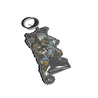 Titanfall 2 Official BT7274 Key Ring