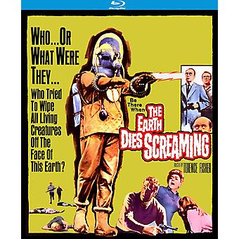 Earth Dies Screaming (1964) [Blu-ray] USA import