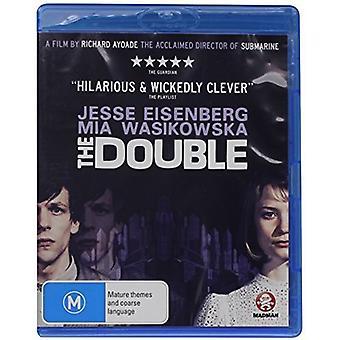 Dubbele de [Blu-ray] USA import