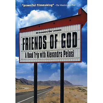 Venner af Gud: en tur med Alexandra Pelosi [DVD] USA import
