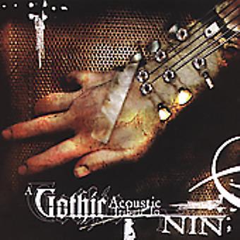 Hyldest til Nine Inch Nails - Nine Inch Nails: gotiske akustiske [CD] USA import