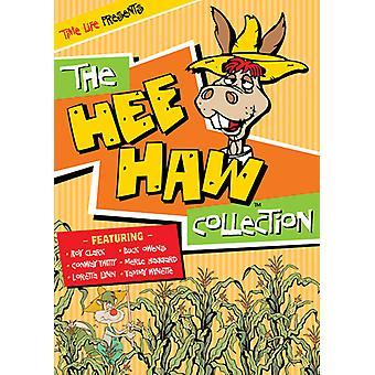 Hee Haw samling (DVD) [DVD] USA importen
