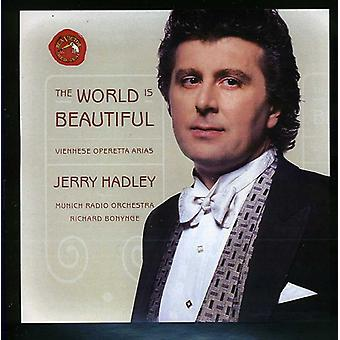 Jerry Hadley - The World Is Beautiful: Viennese Operetta Arias [CD] USA import