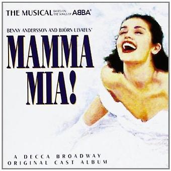 Støbt optagelse - Mamma Mia! [Original Cast Recording] [CD] USA import