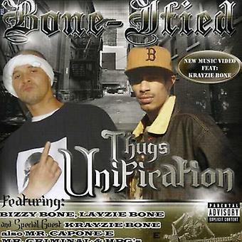 Knogle-ceret - Thug verden [CD] USA import