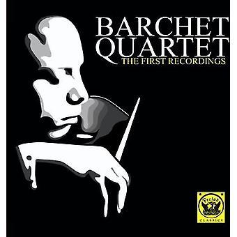 Barchet kvartetten - Barchet Kvartetten: Første optagelser [CD] USA import