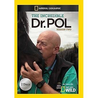 Dr. incredibile Pol: Stagione 2 importazione USA [DVD]