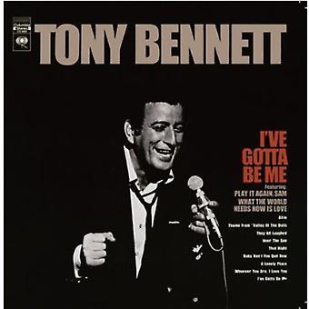 Tony Bennett - I'Ve Gotta Be [CD] USA import