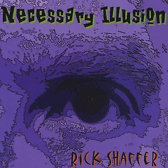 Reds - notwendige Illusion-Rick Shaffer [CD] USA importieren