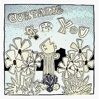 Curtains for You - What a Lovely Surprise to Wake Up Here [CD] USA import