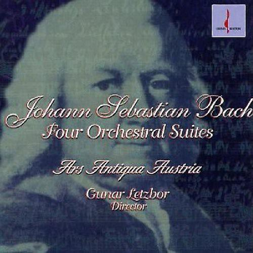 J.S. Bach - Bach: Four Orchestral Suites [CD] USA import