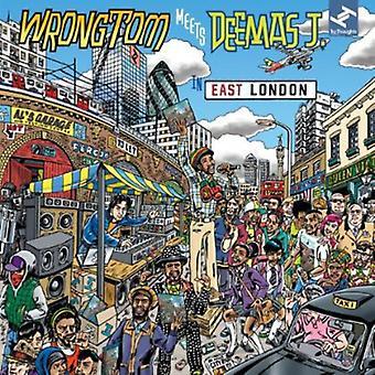 Wrongtom opfylder Deemas Jørgensen - i East London [CD] USA import