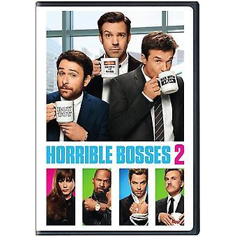 Horrible Bosses 2 [DVD] USA import