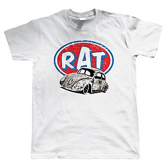 Vee Dub Rat Bug, Mens T-Shirt
