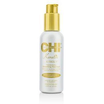 Chi Keratin K-Trix 5 Thermal Active Smoothing Treatment - 115ml/3.92oz