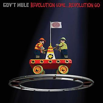 Gov't Mule - revolutionen kom revolutionen gå [Vinyl] USA import