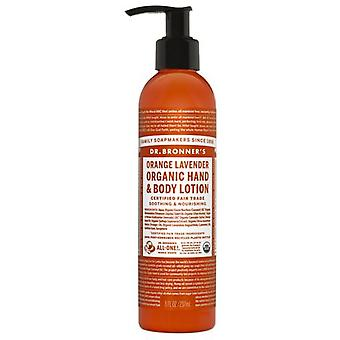 Dr Bronner's Lotions Master Case Count 24