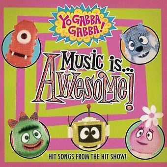Yo Gabba Gabba! -Yo Gabba Gabba!: musik er Awesome! [CD] USA import