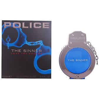 Police The Sinner Love The Excess For Man Eau De Toilette 100Ml