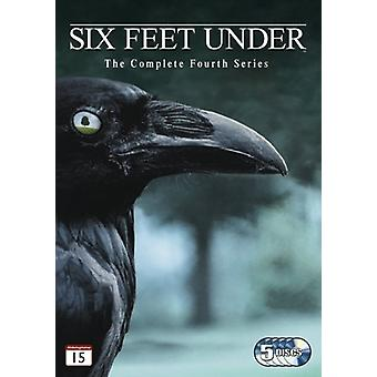 Seks fødder under: sæson 4 (DVD)