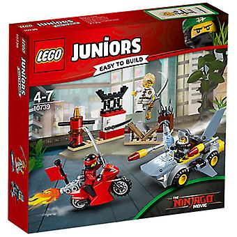 Lego Juniors Tiburón De Ataque 10739 (Toys , Constructions , Characters And Animals)