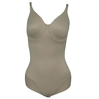 Miraclesuit Shapewear Komfort Bein nackt geformt Cup Bodybriefer 2802