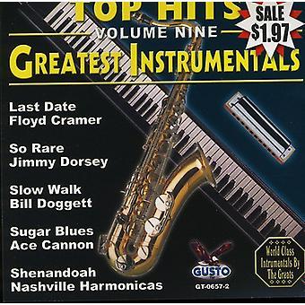 Greatest Instrumentals - Vol. 9-Greatest Instrumentals USA import