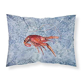 Carolines Treasures  8231PILLOWCASE Crawfish Moisture wicking Fabric standard pi