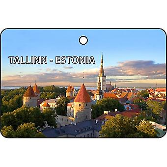 Tallinn - Estonia Car Air Freshener