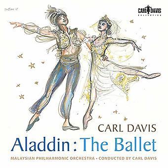 Davis / malaysiske Philharmonic Orch - Ballet [CD] USA import