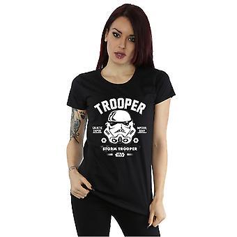 Star Wars Women's Stormtrooper Collegiate T-Shirt