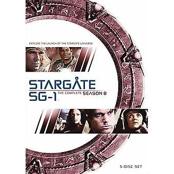 Stargate Sg-1 - Stargate Sg-1: Seizoen 8 [DVD] USA import