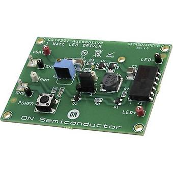 PCB design board ON Semiconductor CAT4201AGEVB