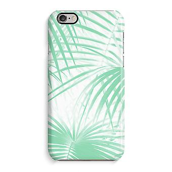 iPhone 6 / 6S Full Print Case (Glossy) - Palm leaves