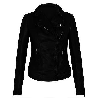 Arica Womens Leather Jacket