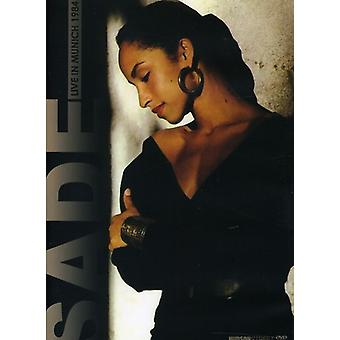 Sade - Live i München [DVD] USA import