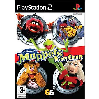 Mupparna Party kryssning (PS2)