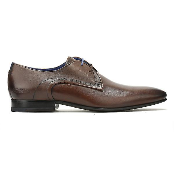 Ted Baker Mens Brown Leather Peair Shoes
