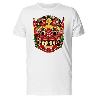 Todsakan Face Demon King Dragon Tee Men's -Image by Shutterstock