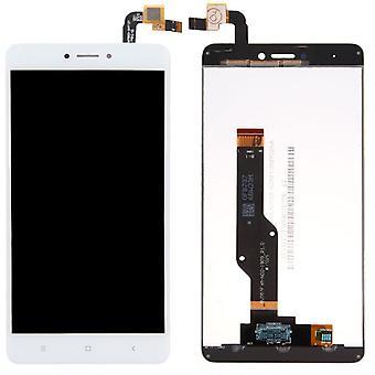 Pour Xiaomi Redmi note 4 X réparation écran LCD complet unité complète blanc tactile
