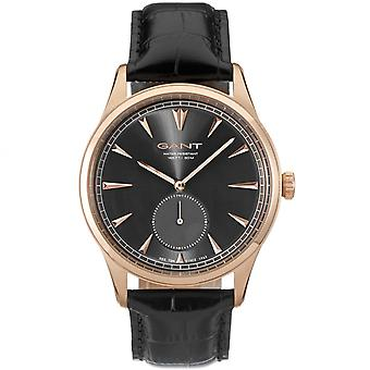 Gant mens gold watch HD